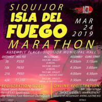 ISLA DEL FUEGO MARATHON 2019