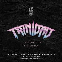 TRINIDAD AT 12 MONKEYS MUSIC HALL & PUB