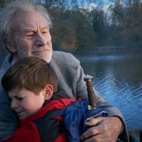 "Patrick Stewart As Merlin In Action Fantasy Family Movie ""The Kid Who Would Be King"""