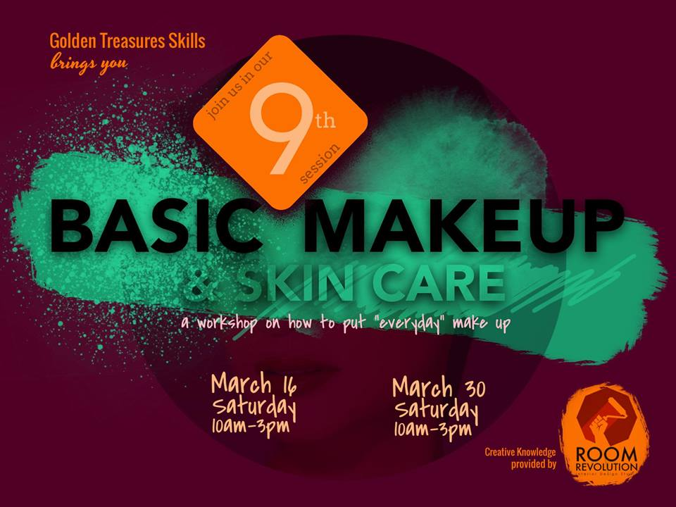 BASIC MAKEUP AND SKIN CARE SEMINAR SET