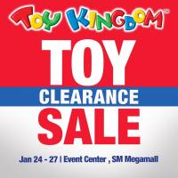 TOY KINGDOM TOY CLEARANCE SALE