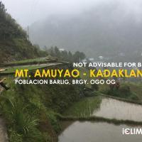 MT. AMUYAO - KADAKLAN TRAIL