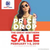 THE GREAT NORTHERN SALE