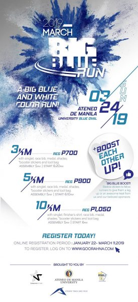 BIG BLUE RUN 2019