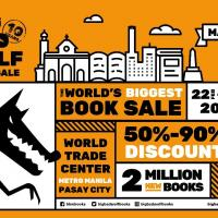 BIG BAD WOLF,' THE WORLD'S BIGGEST BOOK SALE