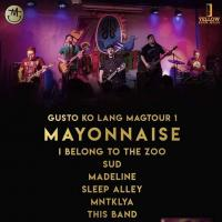 GUSTO KO LNG MAG TOUR 1 AT THE 70'S BISTRO