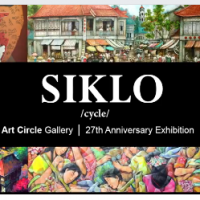 SIKLO | ART CIRCLE GALLERY 27TH ANNIVERSARY EXHIBITION