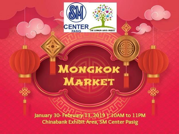 MONGKOK MARKET CNY 2019