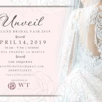 UNVEIL | THE BRIDAL FAIR 2019