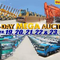 BIGGEST AUCTION OF THE YEAR! AIA 5-DAY MEGA AUCTION