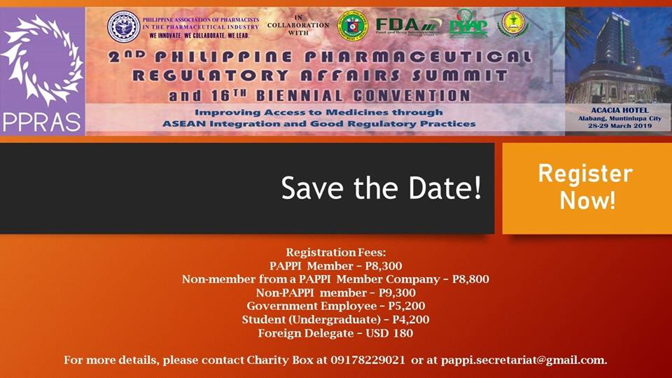 PAPPI 2ND PPRAS AND 16TH BIENNIAL CONVENTION