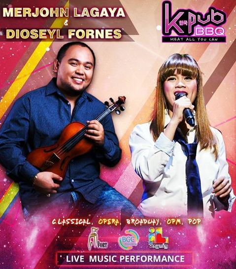 MERJOHN LAGAYA & DIOSEYL FORNES AT KPUB BBQ THE FORT