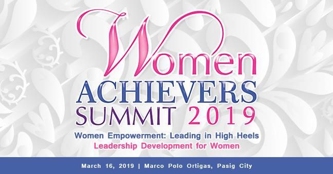 WOMEN ACHIEVERS SUMMIT 2019