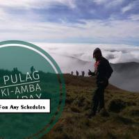 MT PULAG VIA AKIKI-AMBANGEG TRAIL