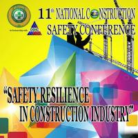 11TH NATIONAL CONSTRUCTION SAFETY CONFERENCE