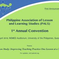PALS' 1ST ANNUAL CONVENTION