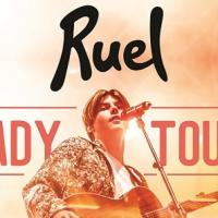 Ruel – The Rising Star Is Set To Bring His Ready Tour 2019 To Manila This March