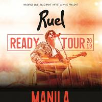 Ruel Ready Tour 2019 Live in Manila