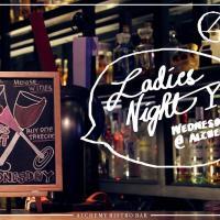 LADIES NIGHT AT ALCHEMY BISTRO BAR