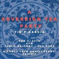 A SOVEREIGN TEA PARTY