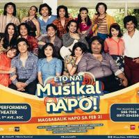 Eto Na! Musikal nAPO! Magbabalik nAPO sa February 2019!