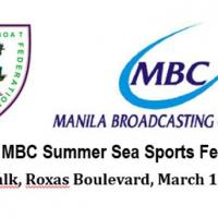 15TH MBC SUMMER SEASPORTS FESTIVAL