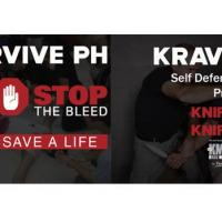 KNIFE DEFENSE & BLEEDING CONTROL SEMINAR
