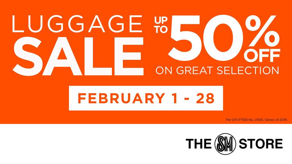 LUGGAGE SALE!!