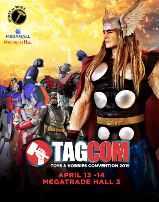 TOYS & HOBBIES CONVENTION 2019
