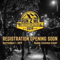 RUN 2 ME 2019: AYAAS FKT TRAIL CHALLENGE