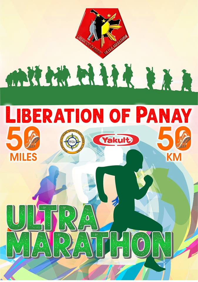 LIBERATION OF PANAY ULTRA MARATHON MARCH 15, 2019
