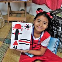 ART FOR KIDS: ARTURO LUZ