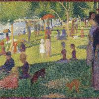ART FOR KIDS: GEORGES SEURAT