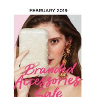 BRANDED ACCESSORIES SALE