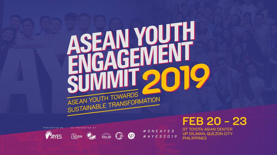 ASEAN YOUTH ENGAGEMENT SUMMIT 2019