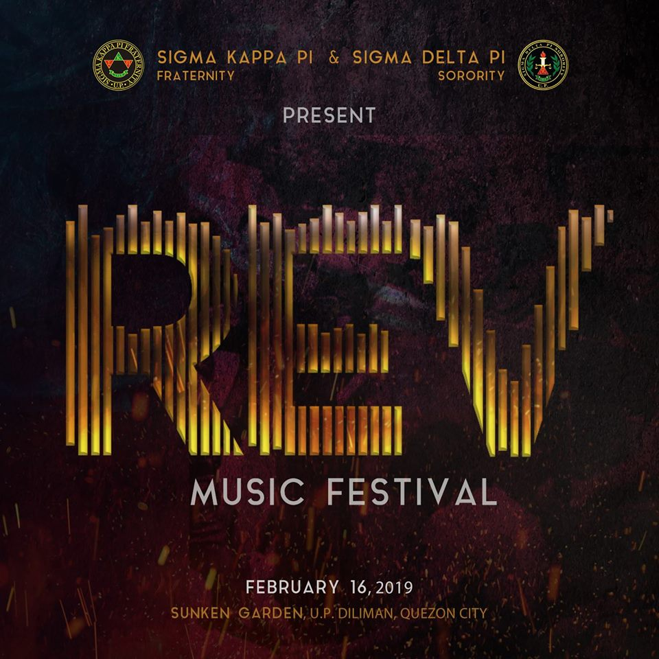 REV MUSIC FESTIVAL: power to the people UP fair