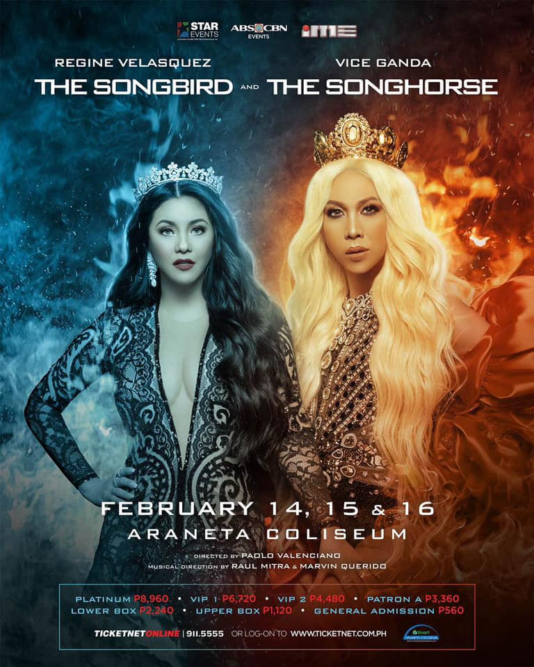 The SongBird And The SongHorse