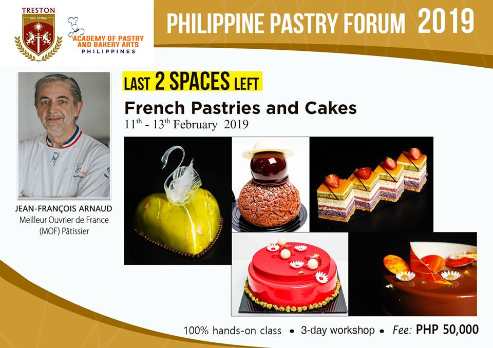 FRENCH PASTRES & CAKES