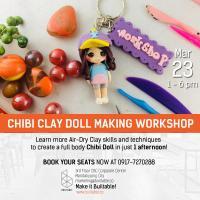 CHIBI DOLL MAKING WORKSHOP