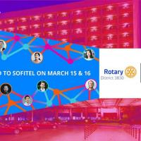 DC19: THE 2019 CONFERENCE OF ROTARY INTERNATIONAL DISTRICT 3830
