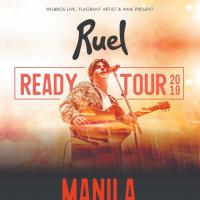 READY TOUR: RUEL LIVE IN MANILA