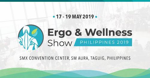 ERGO & WELLNESS SHOW PHILIPPINES 2019