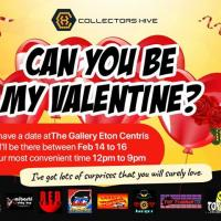 THE GALLERY ETON CENTRIS VALENTINE'S DAY BLOWOUT