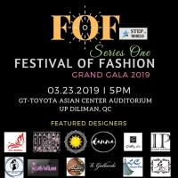 FESTIVAL OF FASHION GRAND GALA 2019