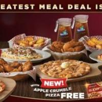 SHAKEYS GREATEST MEAL DEAL THIS 2019
