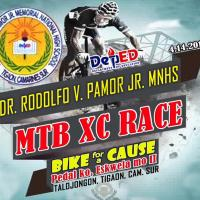 MTB XC RACE ( PEDAL KO, ESKWELA MO PART 2)