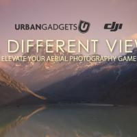 A DIFFERENT VIEW: AERIAL PHOTOGRAPHY WORKSHOPS