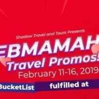 THE #2019FEBMAMAHAL TRAVEL DEALS SALE