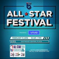 Experience the 2019 NBA All Star Weekend Live on February 17 at Eastwood Central Plaza