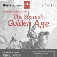 LITERATURE APPRECIATION: THE SPANISH GOLDEN AGE